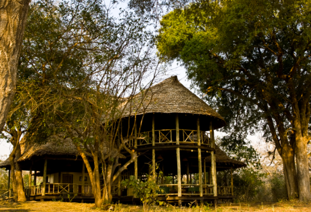 Katavi wildlife camp by Foxes Safaris